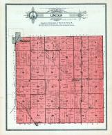 Lincoln Township, Sheldahl, Alleman, Crocker, Polk City, Polk County 1914